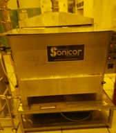 Sonicor Instrument,TS-2404/402424H, ultra sonic clean, 200mm,