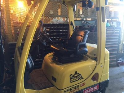 2013 HYSTER S50FT MATERIAL HANDLING EQUIPMENT
