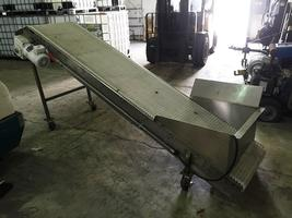Portable Gravity Incline Belt Conveyor